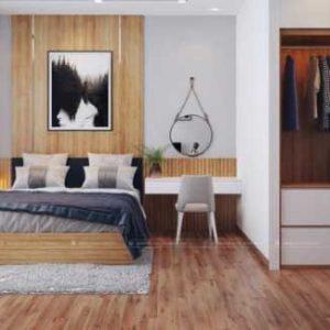 12+ mẫu phòng ngủ gỗ công nghiệp mới nhất 2021